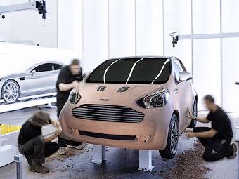 Aston Martin разрабатывает микролитражку