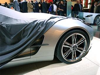 Aston Martin привезет в Женеву первый концепт-кар возрожденной марки Lagonda