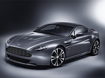 Aston Martin представил суперкар V12 Vantage с 510-сильным мотором