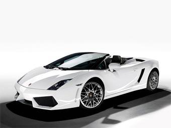В Лос-Анджелесе дебютировал открытый Lamborghini Gallardo LP560-4