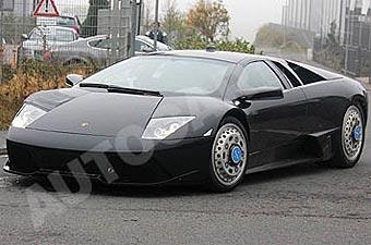 Lamborghini готовит замену суперкару Murcielago