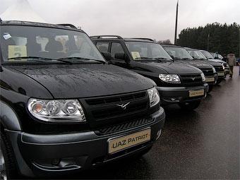 """""""УАЗ"""" приоcтановил производство автомобилей на две недели"""