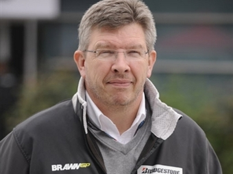 Росс Браун подтвердил отсутствие командной тактики в Brawn GP