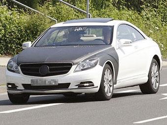 Mercedes-Benz CL переименуют в S-Class Coupe