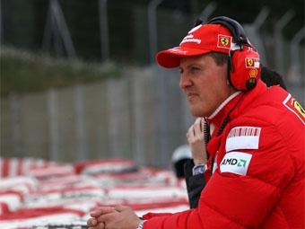 """Михаэль Шумахер удивлен новыми правилами """"Формулы-1"""""""