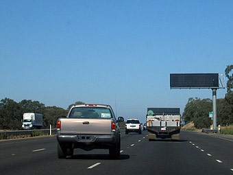 Американцы не проехали 48 миллиардов километров из-за цен на бензин
