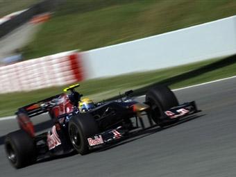 Toro Rosso построит собственный болид к 2010 году