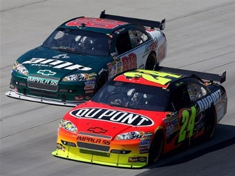 Банкротство GM не скажется на программе Chevrolet в NASCAR