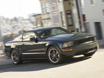 "Ford представил ""киношный"" Mustang"