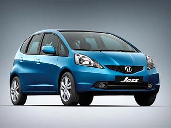 Honda Jazz нового поколения появится в Европе осенью