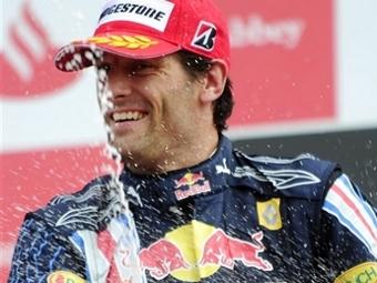 Марк Уэббер перенесет операцию перед Гран-при Германии