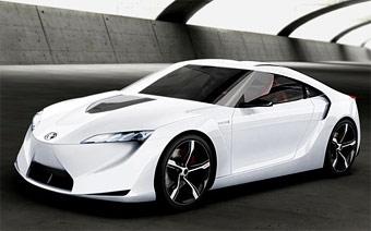 В Детройте Toyota покажет прототип своего суперкупе