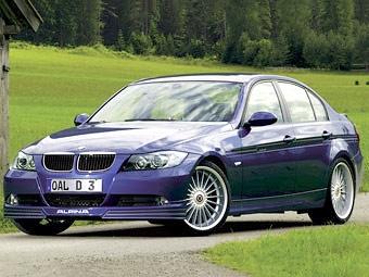 """Alpina установила в """"трешку"""" BMW турбодизель от 1-ой серии"""