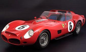Ferrari 1962 года продали за 9,3 миллиона долларов
