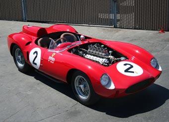 В США продали Ferrari за 5,61 миллиона долларов