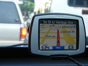 Российскими навигаторами ГЛОНАСС оснащено уже 100 тысяч автомобилей