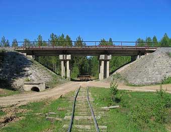 Переезды на подмосковных железных дорогах заменят автомобильными путепроводами