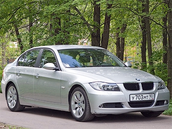 Продажи BMW в 2008 году снизились на пять процентов