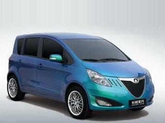 Китайский клон автомобиля Toyota попал в Европу