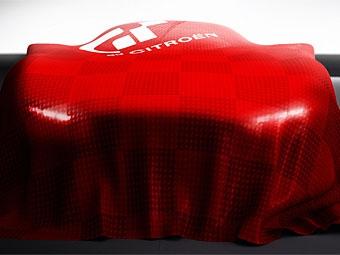 В интернете появился снимок неизвестного спорткара Citroen