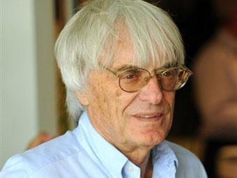 Экклстоун пообещал защитить Ferrari от Макса Мосли