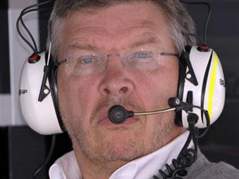 Команда Brawn GP не получит своей доли доходов с продажи телетрансляций