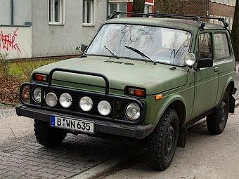 Спрос на автомобили Lada в Германии вырос в два раза