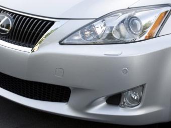 Lexus построит купе на базе модели IS