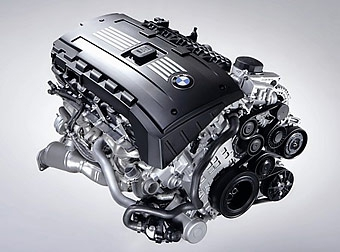 """Трехлитровый мотор BMW назван """"Лучшим двигателем года"""""""