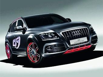 Марка Audi представила 408-сильную версию кроссовера Q5