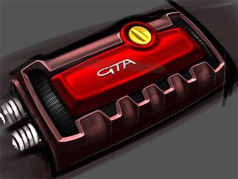 Компания Alfa Romeo показала кусочек Mi.To GTA