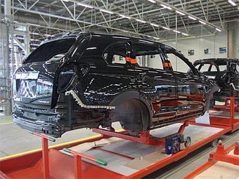 Российские автозаводы получат от правительства 30 миллиардов рублей