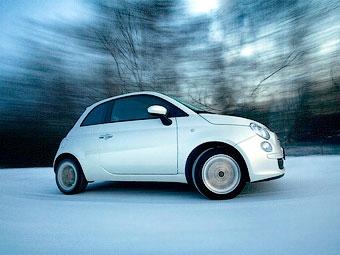 Итальянцы покупают Fiat 500 хуже иностранцев