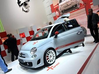 Тюнинг-пакет для Fiat 500 будут продавать в ящиках из фанеры