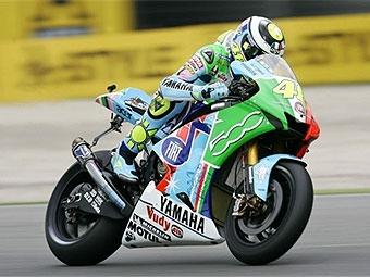Валентино Росси выиграл Гран-при Нидерландов