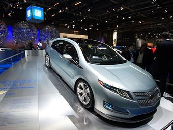 Chevrolet Volt расходует электричество экономнее холодильника