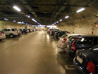 Место на перехватывающих парковках будет стоить 20-25 рублей в сутки
