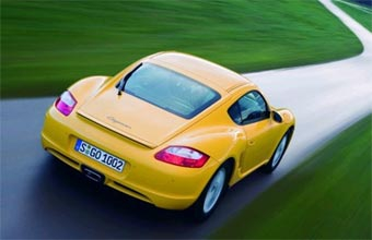 Недорогой Porsche Cayman появится ближайшим летом