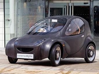 Британцы построили водородный автомобиль на деньги правнука Порше