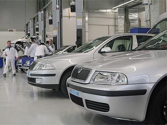 Производство иномарок в России в 2008 году выросло на 30 процентов