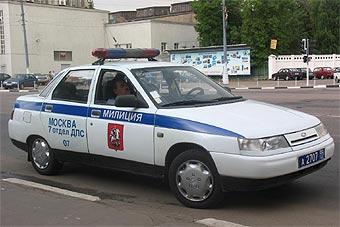 Московский автолюбитель искалечил инспектора ДПС