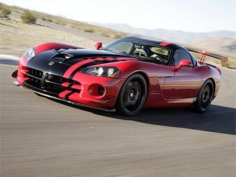 Новые владельцы ателье Saleen хотят купить производство суперкаров Dodge Viper