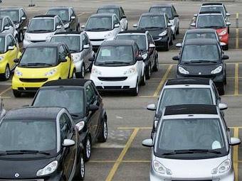 Продажи автомобилей в Германии в апреле выросли на 19 процентов