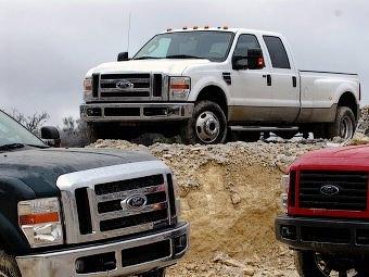 Ford за три года обновит 90 процентов модельного ряда