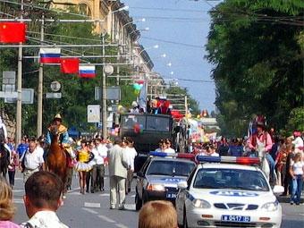 На День города центр Москвы закроют для машин