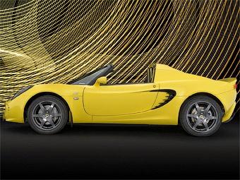 Lotus привезет во Франкфурт спецверсию спорткара Elise S