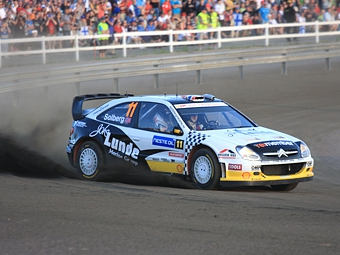 Петтер Сольберг завершит сезон на Citroen C4 WRC