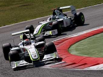 Пилоты Brawn GP сделали дубль на Гран-при Италии
