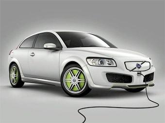 Volvo готовит к дебюту электрокар на базе хэтчбека C30