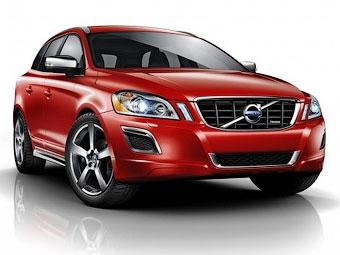 """Volvo привезет в Россию """"спортивную"""" версию кроссовера XC60"""